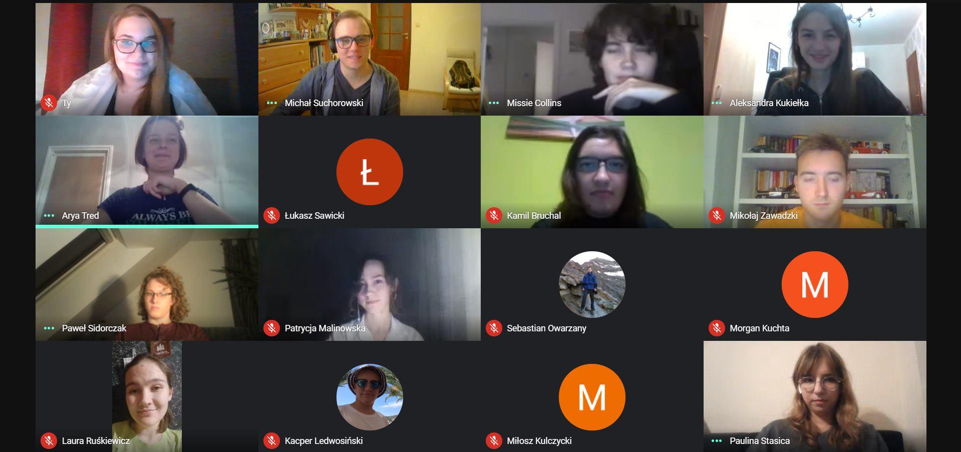 Walne zebranie online